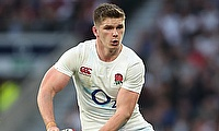 Owen Farrell has been voted rugby's personality of the year for 2017