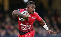 Josua Tuisova's double helped Toulon to victory