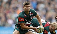 Ben Youngs is sticking with Leicester
