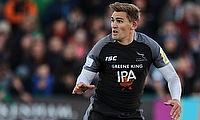 Toby Flood scored a try and four conversions for Newcastle