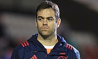 Johann van Graan has guided Munster to the Champions Cup quarter-finals
