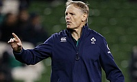 Joe Schmidt's Ireland are the only team to beat England in recent times.