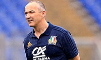 Conor O'Shea wants to leave a lasting legacy in Italian rugby