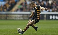 Jimmy Gopperth scored two crucial penalties for Wasps