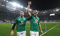 Johnny Sexton, right, and Conor Murray, left, are in Warren Gatland's cross hairs