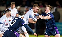 England U20s were defeated by Scotland U20s