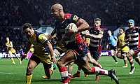 Tom Varndell will be part of the Scarlets until the end of the ongoing season