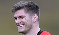 Owen Farrell to captain England in Paris in Dylan Hartley's absence