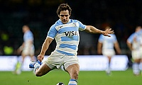 Nicolas Sanchez scored 13 points for Jaguares