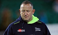 Steve Diamond is delighted with the return of Joe Jones to the Sale Sharks setup