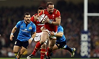 Wales' Jamie Roberts is joining Bath