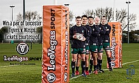 Win a pair of Leicester Tigers v. Wasps tickets