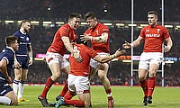 Wales hammer Scotland 34-7 in the opening game of the 2018 6 Nations (Round 1)