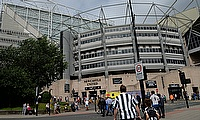 Around 25,000 tickets has been sold at St James' Park that hosts Newcastle Falcons and Northampton Saints on Saturday