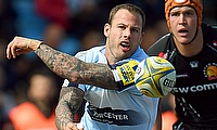 Francois Hougaard joined Worcester Warriors in 2016