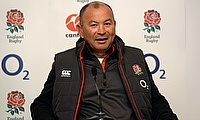 England's Head Coach Eddie Jones during the NatWest Six Nations