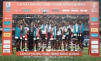 Fiji are the winners of Hong Kong Sevens
