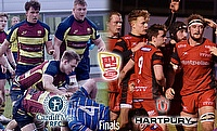 BUCS Super Rugby Championship Final: Hartpury v Cardiff Met