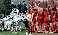 BUCS Women's Championship Final: University of Exeter v Hartpury