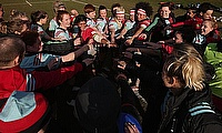 Harlequins Ladies will face Saracens in the final on 29th April