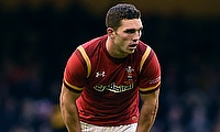 George North has returned back to Welsh region