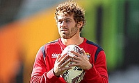 Leigh Halfpenny contributed with 12 points before leaving the field