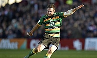 Stephen Myler has played over 300 games for Northampton Saints