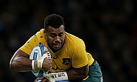Samu Kerevi features in the Super Rugby Team of the Week