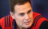 Rassie Erasmus is expecting a tough fight from England