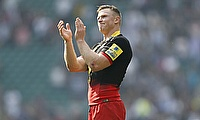 Chris Ashton featured in 39 Tests for England between 2010 and 2014