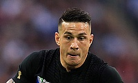 Sonny Bill Williams returns to New Zealand line-up