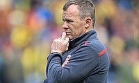Saracens' Director of Rugby Mark McCall