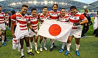 Japan dominated the encounter against Georgia