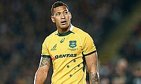 Folau banned following O'Mahony tackle