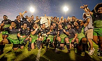Seattle Seawolves won the inaugural Major League Rugby championship