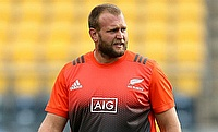 Joe Moody is yet to recover from a knee injury