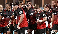 Crusaders are into the semi-finals of Super Rugby
