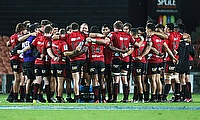 Crusaders play the Super Rugby final at home, Rugby League Park