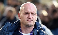 Gregor Townsend became the coach of Scotland last year