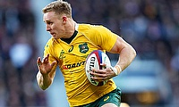 Reece Hodge will start at 13 for Wallabies