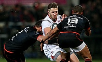 Stuart McCloskey joined Ulster in 2014