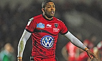 Delon Armitage switched to Toulon from Lyon in 2016