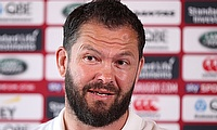 Andy Farrell worked as defence coach of England between 2011 and 2015