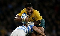Samu Kerevi is yet to regain complete fitness