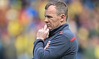 Mark McCall will have injury worries to deal with