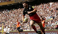 Duncan Taylor played just 10 games for Saracens last season