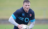 Chris Ashton returns to the Sale Sharks line-up and Eddie Jones' Autumn international squad