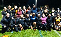 Meet the Scottish women's side who trained with Gregor Townsend