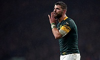 Willie le Roux missed the first Test against England