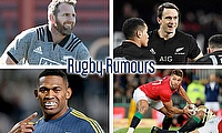 Kieran Read, Ben Smith, Rhys Webb and Waisake Naholo